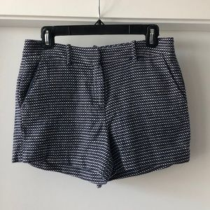 Navy Blue Cynthia Rowley shorts
